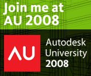 Join me at AU 2008