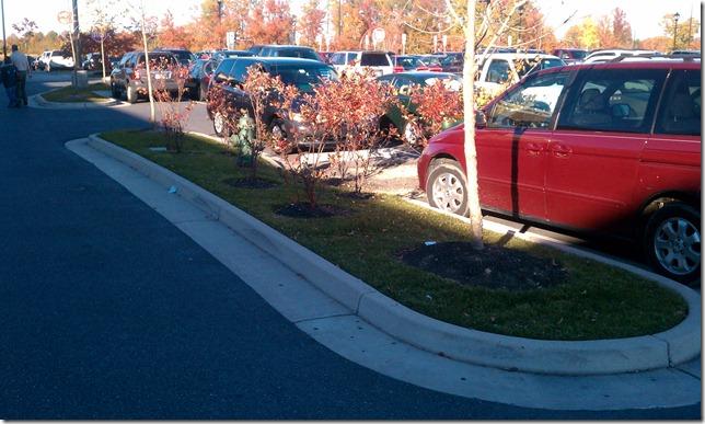 Dynamic Parking Lot Design (4/6)