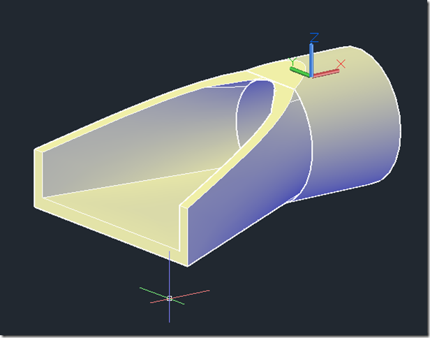 FLARED END SECTION